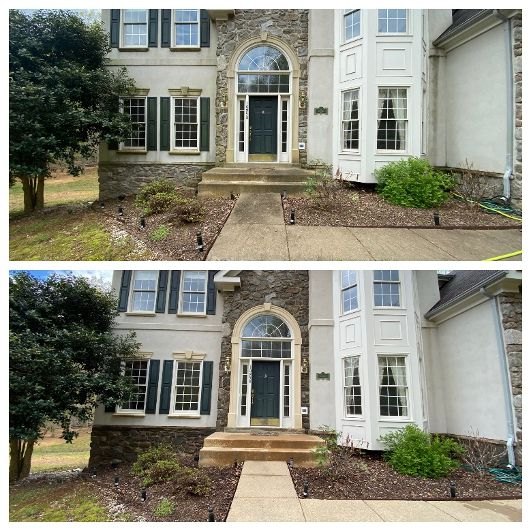 Driveway Cleaning Centreville compressed